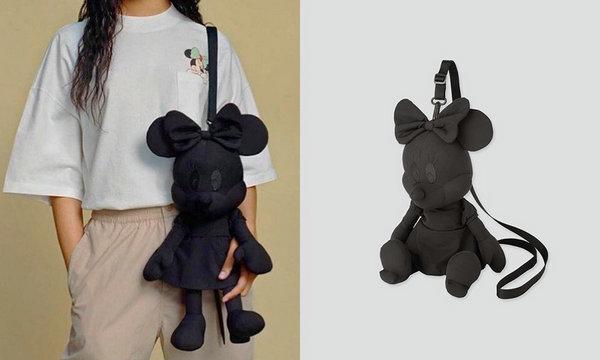 AMBUSH x 优衣库 x 迪士尼联名暗黑版米妮玩偶下月起售