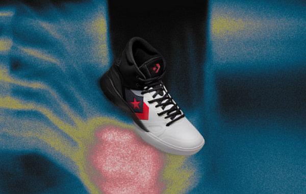 匡威全新 G4 篮球鞋系列下周发售,硬朗大胆轮廓