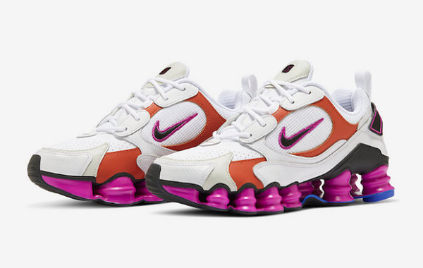 Nike Shox TL Nova 全新配色鞋款登场,新潮复古风