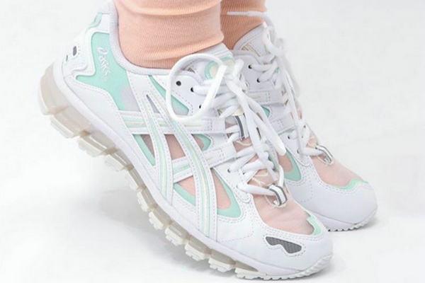 亚瑟士 Gel-Kayano 5 360 鞋款全新清新薄荷绿配色释出