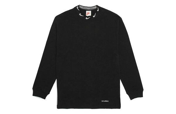 斯图西 x Nike 全新联名服饰配件系列公布,简约低调且复古