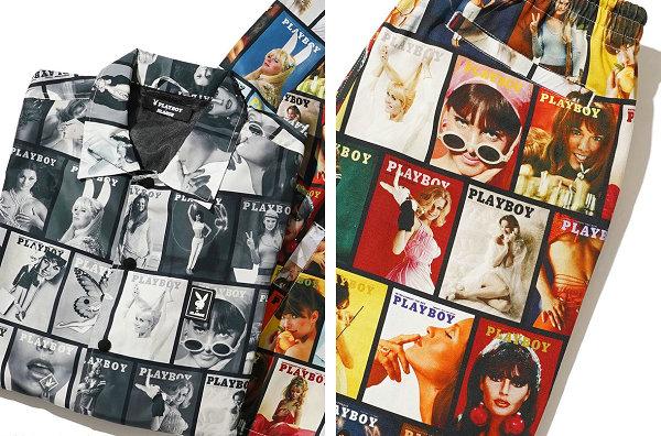美潮 XLARGE x《花花公子》联名纪念胶囊系列上市,封面主题