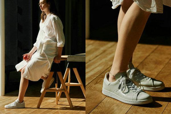 阿迪达斯三叶草 x BEAUTY & YOUTH 全新联名 Stan Smith 鞋款释出
