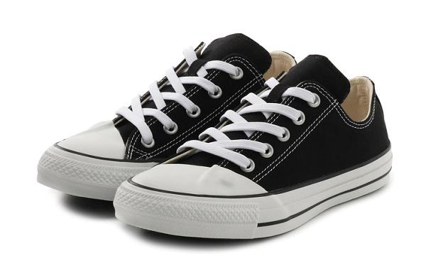 Converse X LIMI feu 联乘鞋款发售,山本耀司女儿品牌!