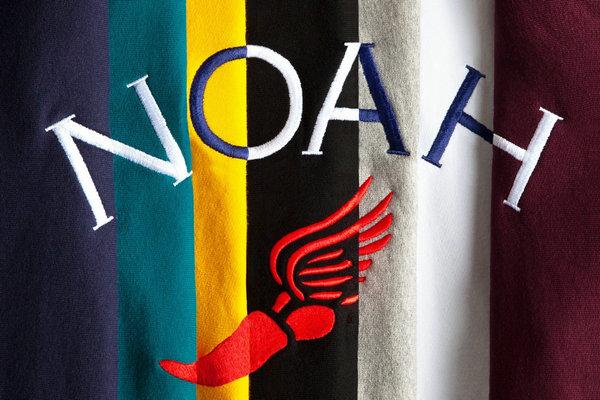 美潮 Noah 经典双翼足型 Logo 连帽衫再次上架,多达 7 色!