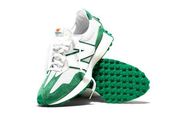 新百伦 x Casablanca 全新联名 327 鞋款发售情报更新