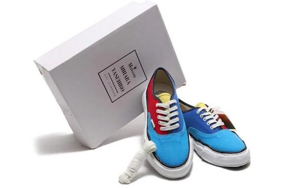 Maison MIHARAYASUHIRO 全新配色变种鞋款上架!