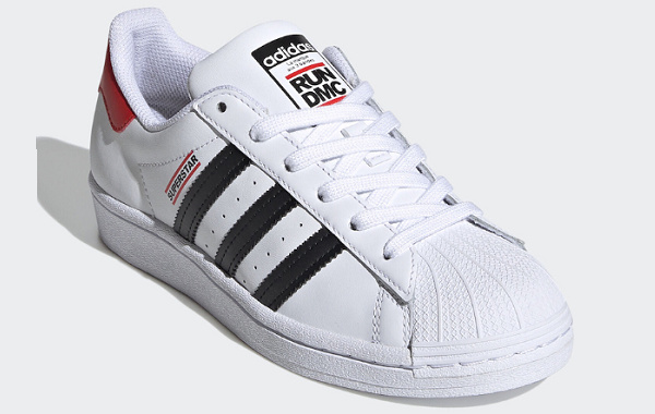 Run DMC x Superstar 联名鞋款本月回归,经典配色加持