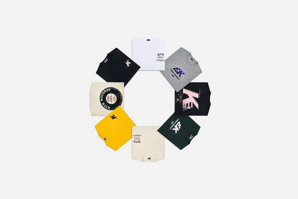美潮 KITH Graphics 2 全新 T 恤胶囊系列释出,选择多多