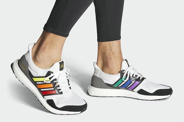"""阿迪达斯 Ultraboost S&L 全新骄傲月""""Pride""""配色鞋款下月来袭"""