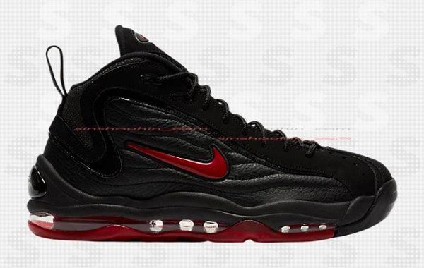 Nike Air Total Max Uptempo 战靴即将复刻,超强气垫!