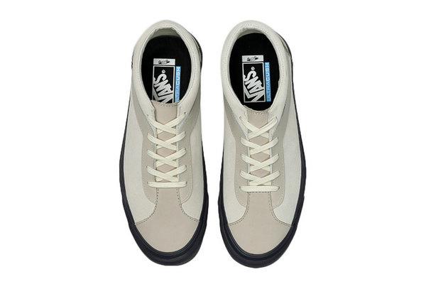 范斯 x BILLY'S 全新联名 Bold Ni LX 鞋款上架发售