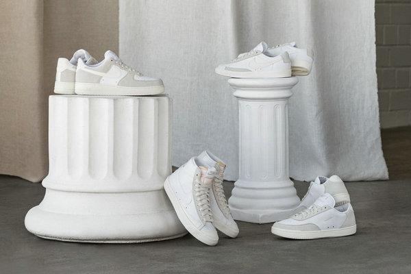 Nike 全新「Platinum Tint」配色风格鞋履系列即将上架