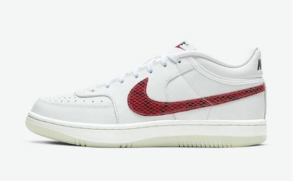 "Nike Sky Force 3/4 鞋款全新""Snakeskin Swoosh""配色释出"