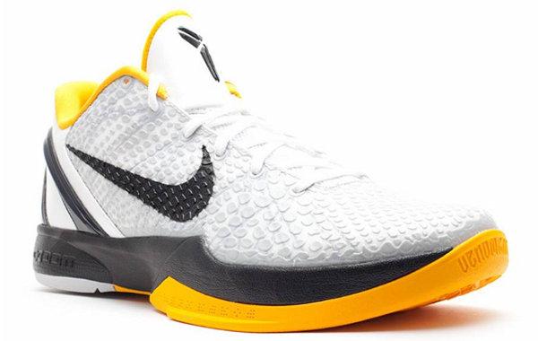 "Nike Kobe 6""季后赛""配色鞋款明年回归?上脚更加醒目"