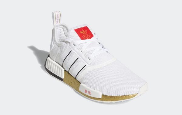 "adidas NMD R1""东京""小白鞋本周发售,经典依旧~"