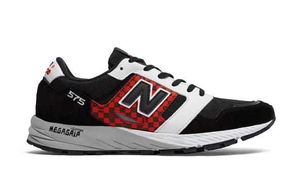 新百伦全新英产 MTL575 跑鞋上架,原宿街头风