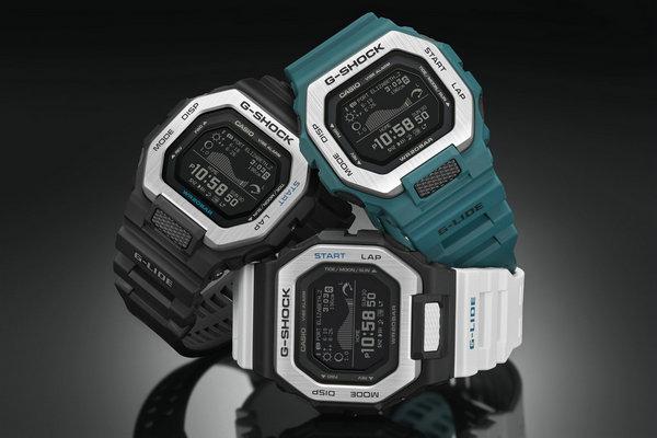 卡西欧 2020 全新 G-Lide GBX100 系列腕表0.jpg