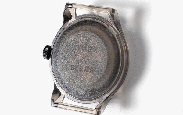 BEAMS x TIMEX(天美时)联乘腕表系列发售.jpg