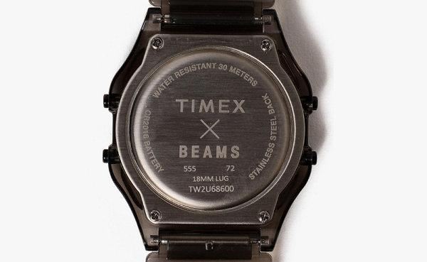 BEAMS x TIMEX 联乘腕表系列发布.jpg