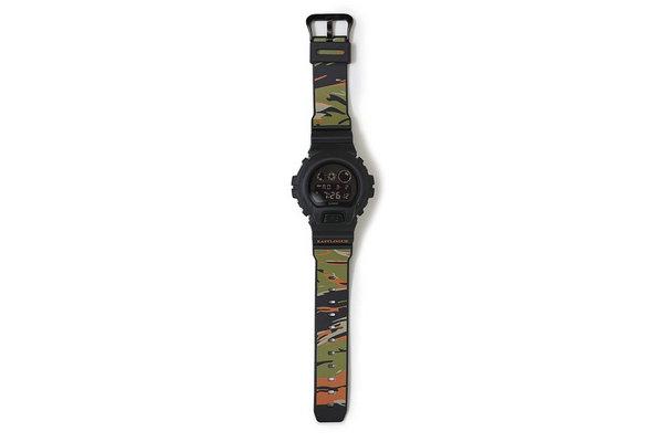 卡西欧 x Eastlogue 全新联名 DW-6900 腕表上架发售