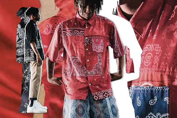 CLOT x MIYAGIHIDETAKA 全新联名经典丝绸别注系列上架发售