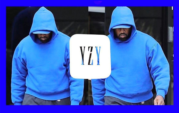 YEEZY x Gap 全新联名系列谍照曝光,明年年初正式登场~