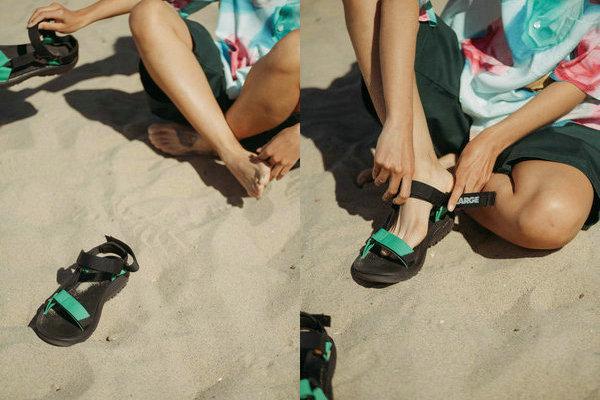 美潮 XLARGE x Teva 全新联名运动凉鞋系列上架发售