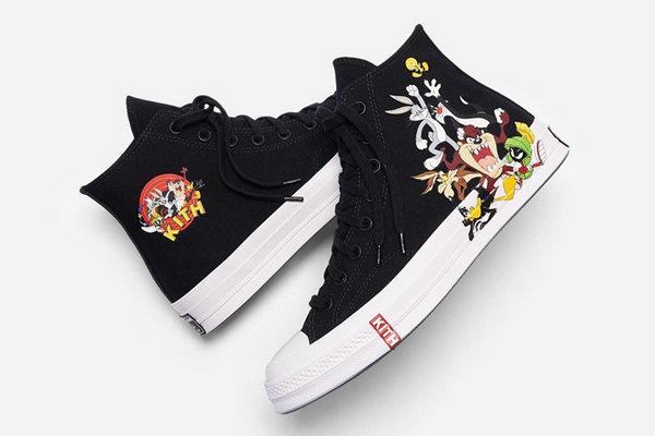匡威 x Kith x 《兔八哥》 全新三方联名系列鞋款曝光