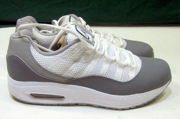 AJ11 CMFT Low 全新鞋型曝光,融合 Air Max 1 中底