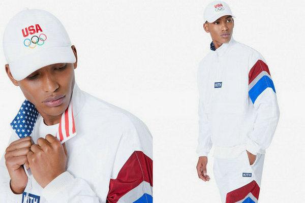 美潮 KITH 全新美国国家队奥运主题服饰系列正式公布