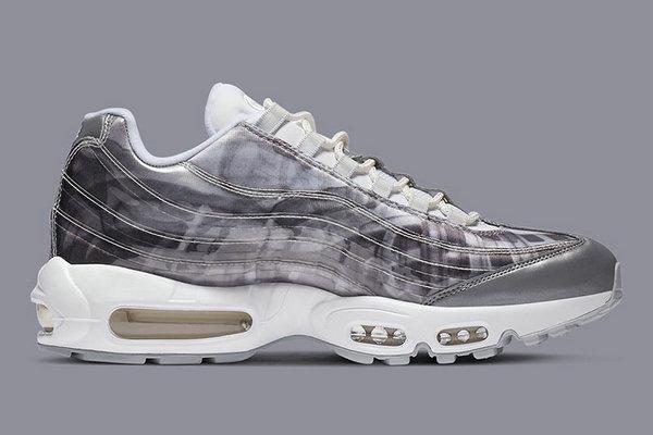 """Air Max 95 鞋款全新""""X-Ray""""配色来袭,酷到没朋友"""