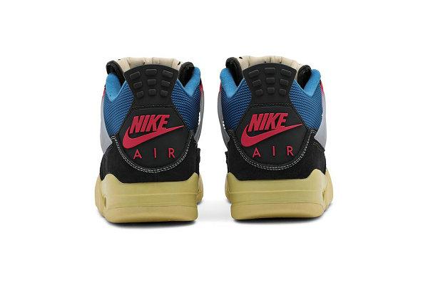 "Union LA x AJ4 联名""Off Noir""全新配色鞋款发售详情公布"