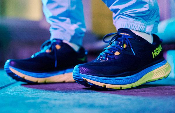 "HOKA ONE ONE 全新""Tokyo Neon""鞋款系列即将登场,霓虹灵感"