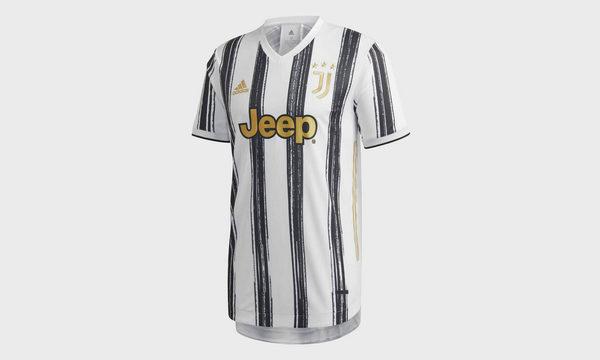 阿迪达斯全新尤文图斯 20/21 赛季新主场球衣先现已发售