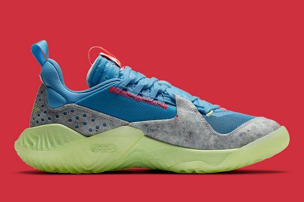 "Jordan Delta SP 鞋款全新""Blue Beyond""配色来袭"