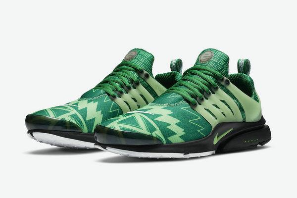 "Nike 全新""Naija""配色系列鞋款释出,致敬尼日利亚足球队"