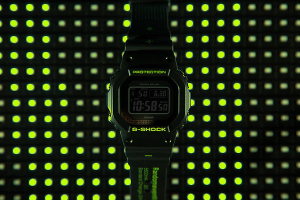 G-SHOCK x Randomevent 全新联名「5600」腕表上架发售