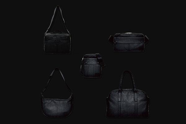 PORTER 全新 85 周年特别包袋系列释出,超高规格