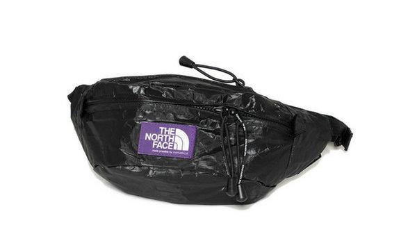 TNF 紫标全新 Tech Paper 腰包系列上架发售,三款配色