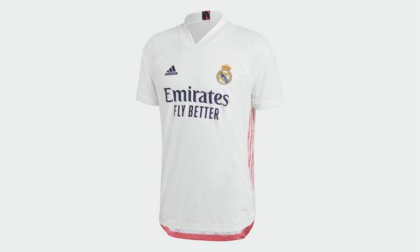 阿迪达斯微信皇家马德里 2020/21 赛季新主客场球衣释出