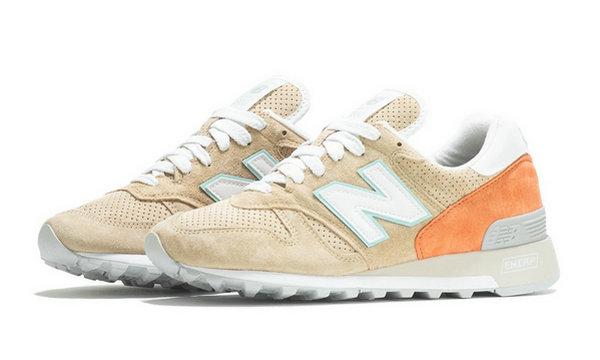 新百伦 1300 鞋款全新夏日系列配色释出,出街利器
