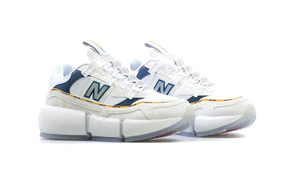 新百伦 x Jaden Smith 联名鞋款全新白蓝配色即将上架