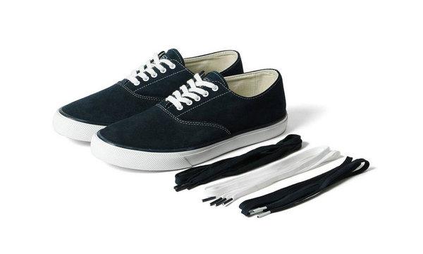 BEAMS PLUS x Sperry 全新联名系列鞋履上架发售