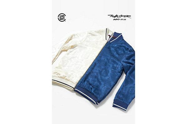 CLOT x TRANSFER 联名独占丝绸夹克系列曝光,中国风浓郁