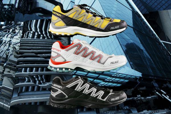 Palace x Salomon 全新联名 XA COMP ADV 鞋款发售详情公布