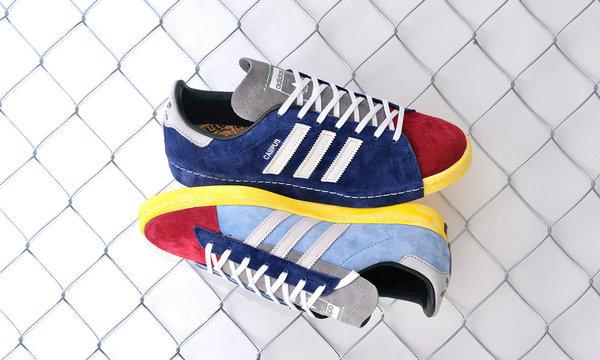 阿迪达斯 x RECOUTURE x mita sneakers 三方联名鞋款释出