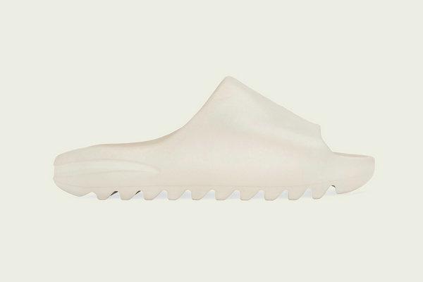 YEEZY SLIDE 拖鞋人气配色「Bone」补货消息正式公布