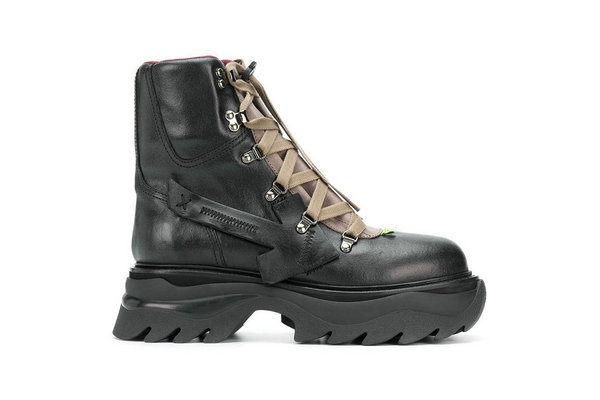 Off-White 全新 Combat Boots 靴款上架发售