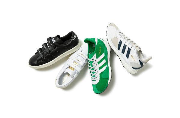Human Made x 阿迪达斯全新联名鞋款系列出炉,两个新鞋型